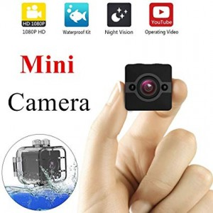 Hidden Mini Camera SQ12 Waterproof