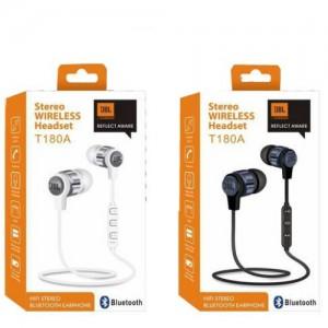 JBL T180A Bluetooth TF Card Stereo Handfree