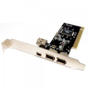 Pci Fire Wire Card 1394