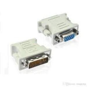 Dvi To Vga 24+5 Connector