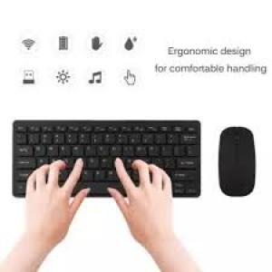 Apple Wireless Keyboard Mouse Mini
