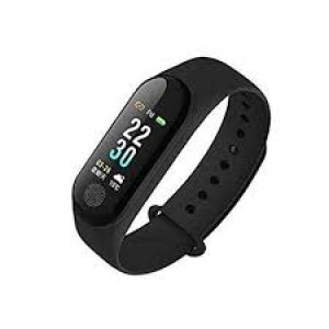 M3 plus blood pressure waterproof bluetooth fitness racelet heart rate monitor