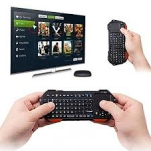 Mini Bluetooth Backlight Keyboard With Built-In Touchpad Is11bt05