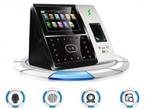 Zkteco 702 I Face Id And Thumb Attandance Machine