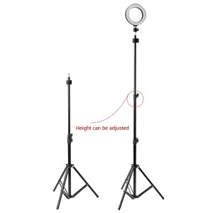 Flash Light Camera Tripod Stand 2.1m