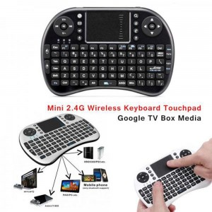 Mini Touch Pad Rf500 Keyboard Mouse Bluetooth for Smart Phone