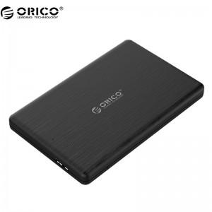 Orico Hdd Case Black 2.5 2189u3-Pro-Bk 3.0 4tb Supported