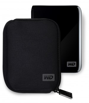 Wd Soft Pouch Hdd